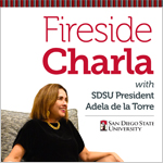 Fireside Charla Episode